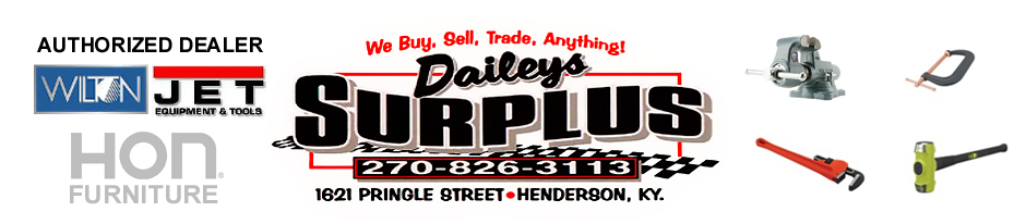 Daileys Surplus 1621 Pringle Street Henderson KY 42420